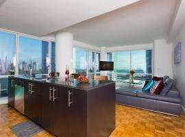 Hotel Photo: Bliss on Hudson River 4 Min NYC