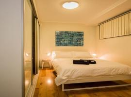 מלון צילום: Chic Inner-City Apartment- NEWT1