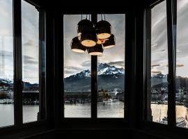 Hotel kuvat: Lucerne Lake View Apartments