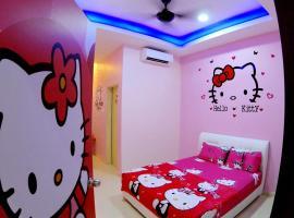 Hotel photo: Corner homestay kluang