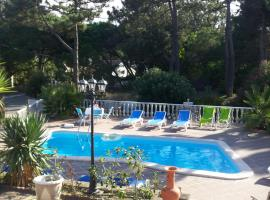 Hotel photo: Cottage Sete Mares