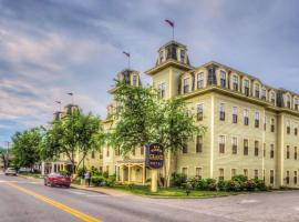 Hotel photo: Bar Harbor Grand Hotel