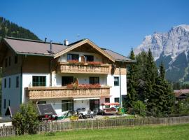 Hotel Photo: Haus Gipfelblick