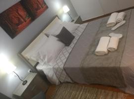 Hotel photo: PVclub 4A Luxury Apartment Magnesia- Pagrati