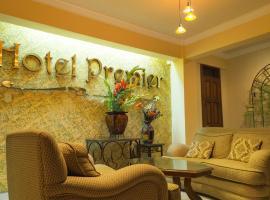 Hotel near Huehuetenango