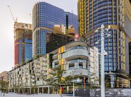 Hotel photo: Barangaroo Waterview Luxury Apartment