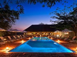 Hotel photo: Nyati Safari Lodge