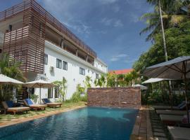 Hotel photo: Mudra Angkor Boutique Hotel
