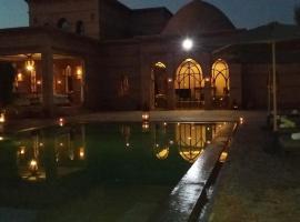 Hotel photo: Villa sultana