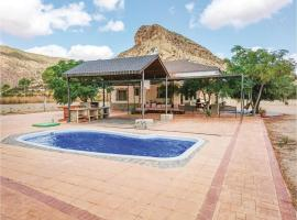 Hotel photo: Studio Holiday Home in Crevillente