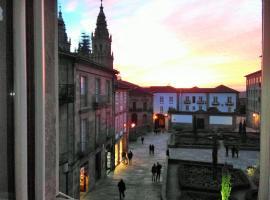 Hotel near Σαντιάγο ντε Κομποστέλα