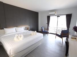 Hotel near Phanom Rung