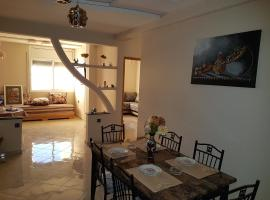 A picture of the hotel: Appartement de lux 4 chambres
