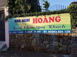 Hotel photo: Hoang Guesthouse