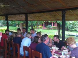Hotel photo: Big Foot Safari Lodge