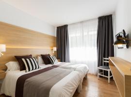 Hotel photo: Duvabitat Apartments