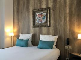 Hotel photo: Hotel Du Trosy