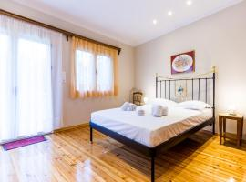 Hotel photo: Hollywood house for 9 people in Thessio