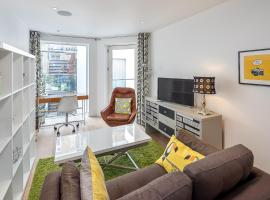 Foto di Hotel: 1 Bed Apartment in Clerkenwell with Balcony