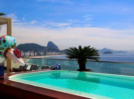 Hotel Photo: 5 suites penthouse in Copacabana, Rio de Janeiro