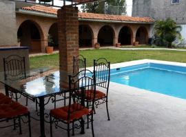 Хотел снимка: Terraza 3 Lunas