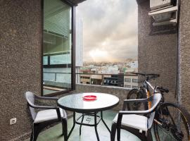Hotel photo: Terrace in the Best Area