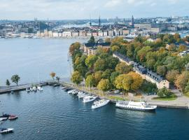 A picture of the hotel: Hotel Skeppsholmen