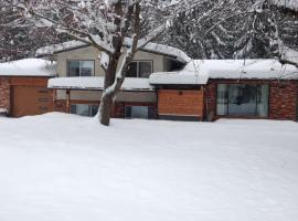 Hotel photo: Revelstoke Winterhouse