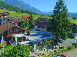 Hotel photo: Apartment Suite Chalet Wirz Travel