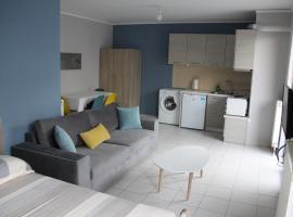 Фотографія готелю: Centrally studio apartment