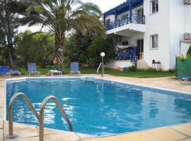 Hotel photo: Socrates Apartments