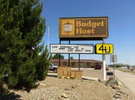 Hotel Photo: Budget Host 4U Motel