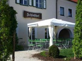Hotel near Saksa
