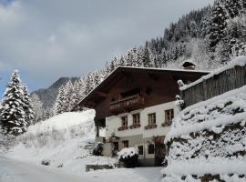 Hotel photo: Ferienwohnung am Sonnseitweg
