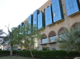 A picture of the hotel: Basra International Hotel
