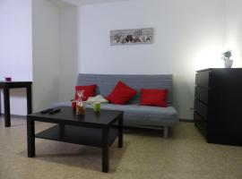 A picture of the hotel: Super appartement avec parking