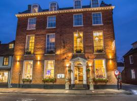 Hotel photo: Chichester Harbour Hotel and Spa