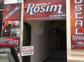 A picture of the hotel: Hotel Rosim