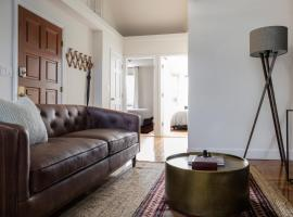 Hotel Foto: Playful South End Suites by Sonder