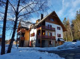 Hotel photo: Bolfenk Apartment