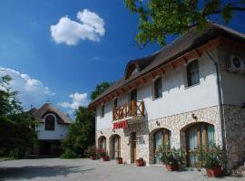 Hotel photo: Tekergő Motel és Étterem