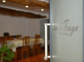 Hotel photo: Casa da Fraga