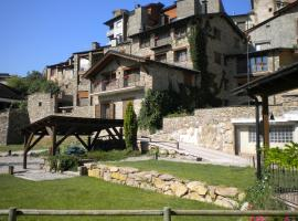 Hotel photo: Apartaments Cal Ponsa d'Arfa