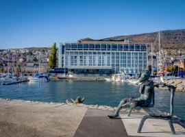 A picture of the hotel: Best Western Premier Hotel Beaulac