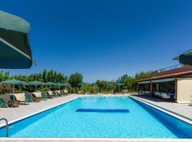 Hotel near Vyronas