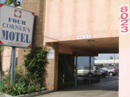 Gambaran Hotel: Four Corners Motel