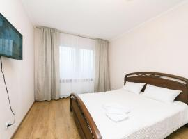 A picture of the hotel: Apartment on Myloslavska 2
