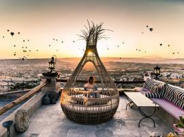 Hotel photo: Rox Cappadocia