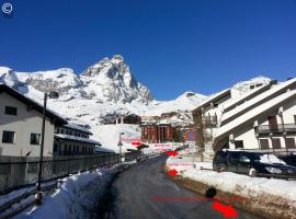 Hotel Photo: Breuil Cervinia Funicular House