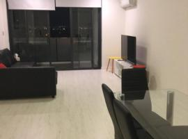 Hotel photo: Hurstville New apartment with city view